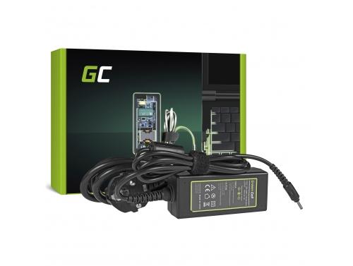 Green Cell ® Netzteil / Ladegerät für laptop Samsung NP300U NP530U3B-A01 NP900 19V 2.1A