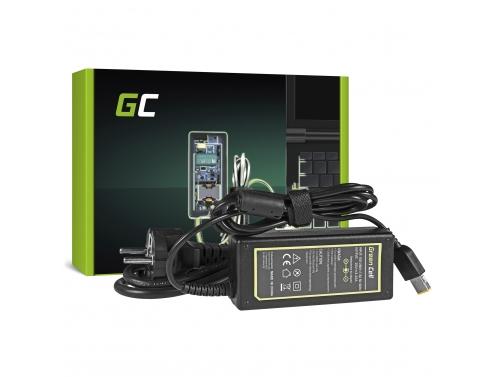 Napájecí adaptér / nabíječka Green Cell ® ADLX65NCC3A ADLX65NDC3A pro Lenovo G50 G50-30 G50-45 G50-70 G500 G500S G505 G700 G710