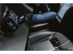 3 USB-Auto-Ladegerät
