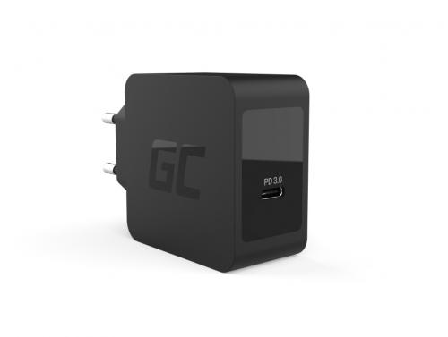 USB-C Power Delivery 18W Samsung Galaxy S10 S10+ S20 S20+, iPhone SE (2020) / 11 / XS / X, Nintendo Switch