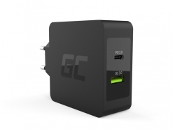 Nabíječka napájení USB-C 30W USB QC3.0 Apple MacBook 12, iPad Pro 2020, Lenovo Yoga Tab 3 Plus