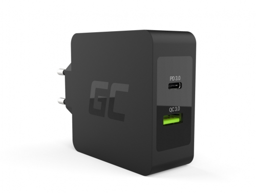Ladegerät USB-C PD 30W USB QC3.0 Apple MacBook 12, iPad Pro 2020, Lenovo Yoga Tab 3 Plus