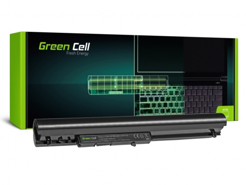 Green Cell ® Laptop Akku 740715-001 HSTNN-LB5S für HP Compaq 14 15 Pavilion 14 240 G2