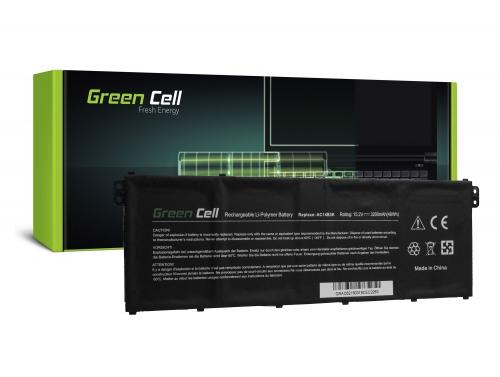 Green Cell Laptop Akku AC14B3K AC14B7K AC14B8K für Acer Aspire 5 A515 A517 E 15 ES1-512 V 13 Nitro 5 Swift 3 SF314-51 SF314-52