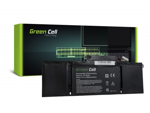 Green Cell ® Laptop Akku AP13D3K für Acer Aspire S3-392 S3-392G