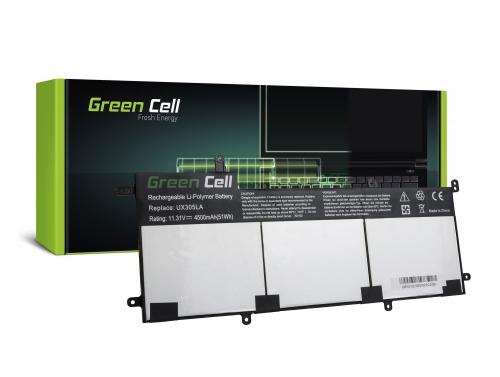 Green Cell ® Laptop Akku C31N1428 für Asus Zenbook UX305L UX305LA UX305U UX305UA