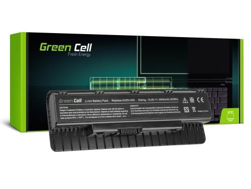Green Cell Laptop Akku A32N1405 für Asus G551 G551J G551JM G551JW G771 G771J G771JM G771JW N551 N551J N551JM N551JW N551JX