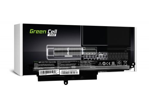 Green Cell PRO Laptop Akku A31N1302 für Asus X200 X200C X200CA X200L X200LA X200M X200MA K200MA VivoBook F200CA F200M F200MA
