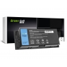 Green Cell ® PRO Laptop Akku FV993 für Dell Precision M4600 M4700 M4800 M6600 M6700