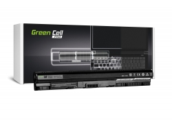 Green Cell PRO Laptop Akku M5Y1K für Dell Inspiron 15 3555 3558 5551 5552 5555 5558 5559 17 5755 5758 5759 Vostro 3458 3558