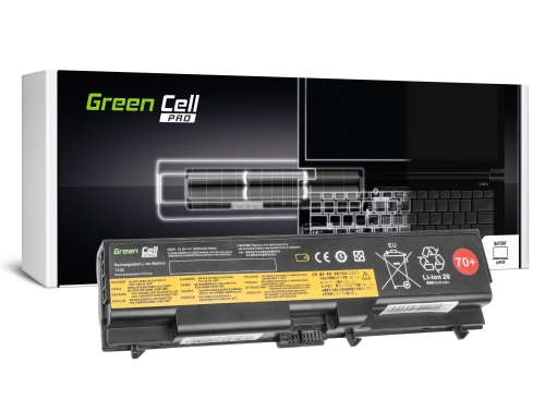 Green Cell ® PRO Laptop Akku 45N1001 für Lenovo ThinkPad L430 T430i L530 T430 T530 T530i