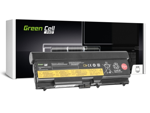 Green Cell PRO Laptop Akku 45N1001 für Lenovo ThinkPad L430 L530 T430 T430i T530 T530i W530