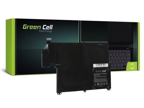 Green Cell ® Laptop Akku TKN25 für Dell Vostro 3360 Inspiron 13z 5323