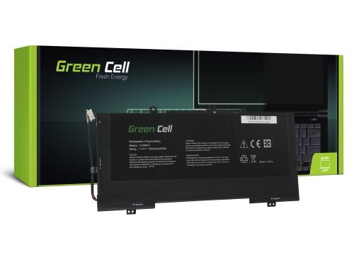Green Cell Laptop Akku VR03XL für HP Envy 13-D 13-D010NW 13-D010TU 13-D011NF 13-D011NW 13-D020NW 13-D150NW