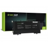 Green Cell ® Laptop Akku VR03XL für HP Envy 13-D 13-D010NW 13-D011NW 13-D020NW 13-D150NW