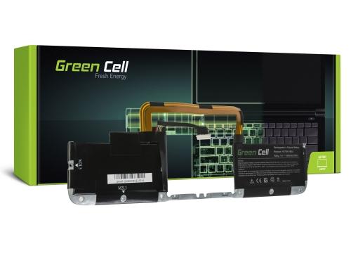 Green Cell ® Laptop Akku TP02XL für HP Spectre x2 13 13-H 13-H200EW