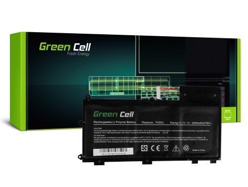 Green Cell ® Laptop Akku L11N3P51 L11S3P51 L12L3P51 für Lenovo ThinkPad T430u