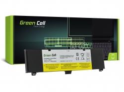 Green Cell Laptop Akku L13M4P02 für Lenovo Y50 Y50-70 Y50-80 Y70 Y70-70