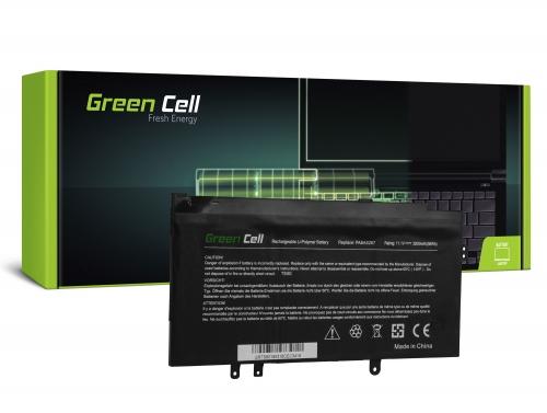 Green Cell ® Laptop Akku PA5073U-1BRS PABAS267 für Toshiba Satellite U920t U925t
