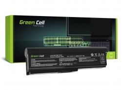 Green Cell Laptop Akku PA3634U-1BRS für Toshiba Satellite A660 A665 L650 L650D L655 L655D L670 L670D L675 M300 M500 U400 U500