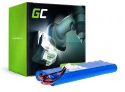 Green Cell ® Akku für automatischer Rasenmäher Husqvarna Automower 210C 220AC AU-18C AU-18V 18V 3.3Ah