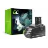 Green Cell® Batterie Akku (3Ah 12V) SFB 121 SFB 126 für Hilti SF 121-A SFL 12/15 SID 121-A