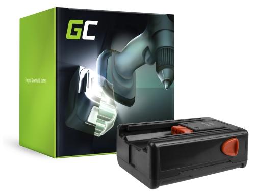 Green Cell® Batterie Akku (1.5Ah 18V) 8834-20 für Gardena EasyCut 42 Accu 8872-20 SmallCut 300 Accu 8844-20