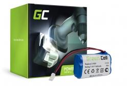 Green Cell ® Akku für Werkzeug Gardena C 1060 Plus Solar