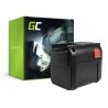 Green Cell® Batterie Akku (5Ah 18V) 8835-20 8839-20 für Gardena AccuCut 18-Li 400 450 EasyCut 50-Li ErgoCut 48-Li HighCut 48-Li