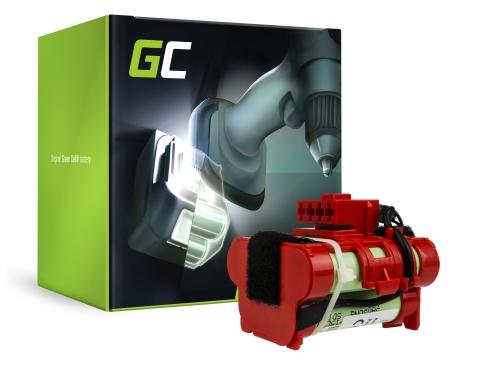 Batterie Akku (1.5Ah 18V) für Gardena R38Li R50Li R80Li Husqvarna Automower 105 305 Flymo 1200R McCulloch ROB R1000 R800