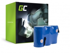 Green Cell® Batterie Akku (3.3Ah 3.6V) für Gardena Accu 45 8808-20 Accu 8800-20 8810-20
