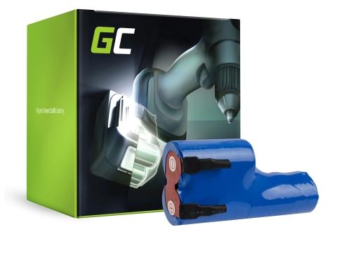 Green Cell® Batterie Akku (3Ah 3.6V) für Gardena Accu 3 02500-20