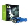 Green Cell® Batterie Akku (3.3Ah 7.2V) für Gardena Accu 6 ST 6 Bosch AGS10-6 AGS 70 AHS 18