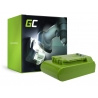 Batterie Akku (2Ah 24V) 2902707 2902807 G24 G24B2 G24B4 für GreenWorks 24V Series 2000007 2100007 2201207 2402207 3801107