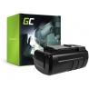 Green Cell® Batterie Akku (4Ah 36V) Energy Flex 36V für AL-KO 38.4 LI Comfort GT HT LB 36 Li Moweo 38.5 42.5 46.5 Li