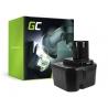 Green Cell® Batterie Akku (3Ah 12V) B1222H B1230H BPT1025 für Ryobi BD120 BD121 BD122 BID1211 BID1260 SA1202