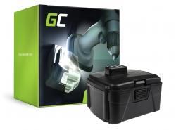 Green Cell® Batterie Akku (3Ah 12V) CB120L BPL-1220 RB12L13 für Ryobi BID1201 CD100 CR1201 HJP001 HJP002 HJP003 HJP004