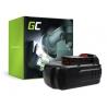 Green Cell® Batterie Akku (3Ah 18V) PC18B für Porter-Cable PC1800D PC180DK PC18AG PC18JR PC18JS PC18RS PC18SS