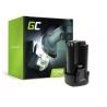 Batterie Akku (2Ah 12V) PCL12BLX für Porter-Cable PCL120CR PCL120DD PCL120ID PCL212IDC PCL120MTC Stanley FMC010 FMC040