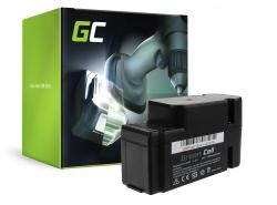 Green Cell ® Akku WA3225 WA3565 für Werkzeug Worx Landroid M800 M100 L1500 L2000 WG790 WG791 WG792 WG794 WG796 WG797