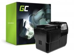 Baterie Green Cell Cell® BSL 3620 BSL 3626 pro nářadí Hitachi CG 36DL CS 36DL DH 36DL ML 36DL RB 36DL