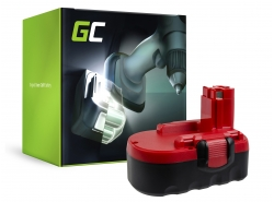 Green Cell ® Akku BAT025 BAT160 BAT180 für Werkzeug Bosch PSR 18 VE-2 GSB 18 VE-2 GSR 18 VE-2 PSB 18 VE-2