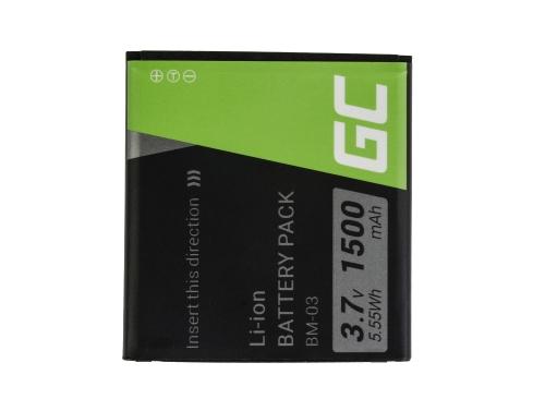 Baterie mobilního telefonu Green Cell ® BM-03 pro myPhone C-Smart Funky