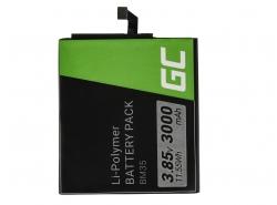 Green Cell ® Handy Akku BM35 für Xiaomi Mi 4C