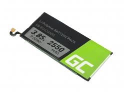 Green 2550 mAh