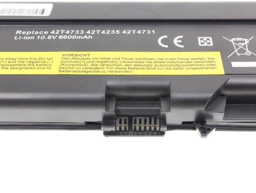 Green Cell ® Laptop Akku 45N1001 für IBM Lenovo ThinkPad L430 L530 T430 T530 W530
