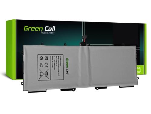 Akku Green Cell SP3676B1A für Samsung Galaxy Tab 2 10.1 P5100 P5110 GT-P5100 GT-P5110 Note 10.1 N8000 N8010 GT-N8000 GT-N8010