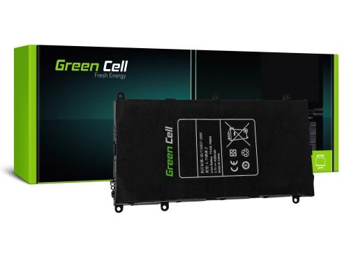 Green Cell ® Akku SP4960C3B für Samsung Galaxy Tab 2 7.0 P3100, Tab 7.0 Plus P6200