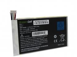 Akku Green Cell für tabletu Amazon Kindle Fire HD 7 2013 3rd generation