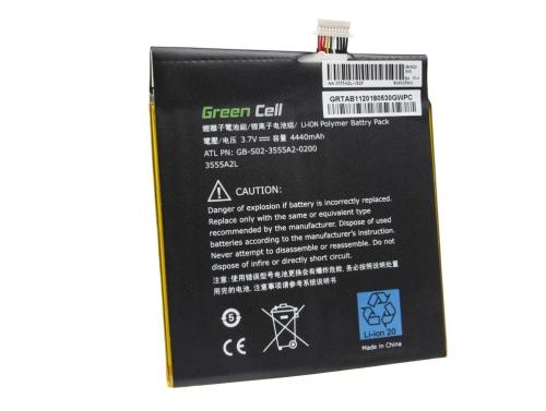 Akku Green Cell für tabletu Amazon Kindle Fire 7 2011 1st generation